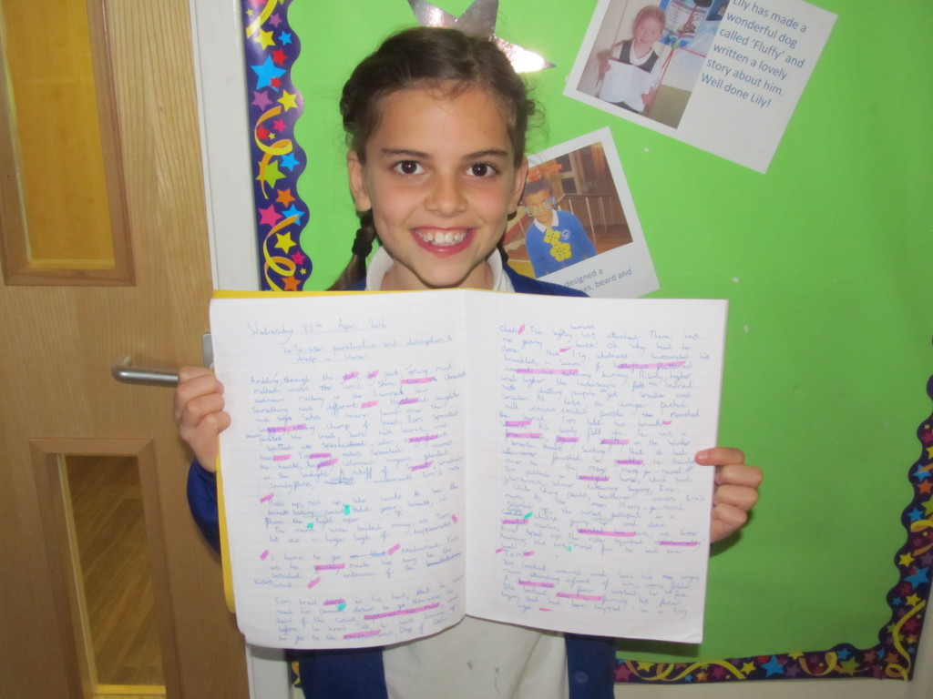 Great writing Lottie!