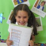 Elena is a maths wizard this week!