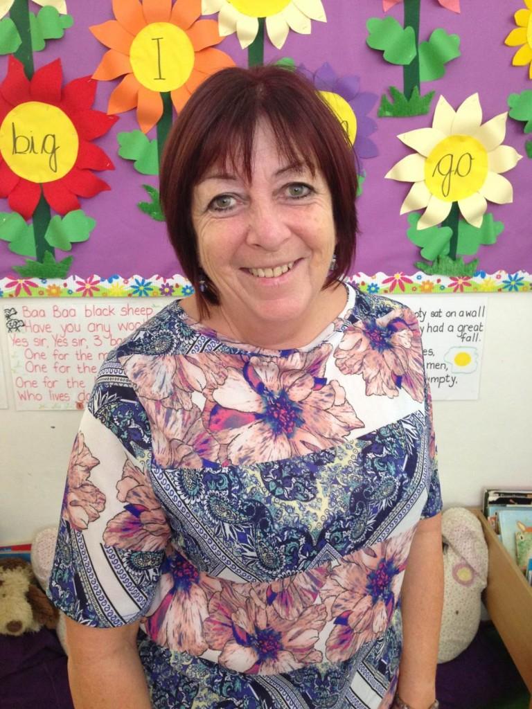 Mrs Ross, Class Teacher