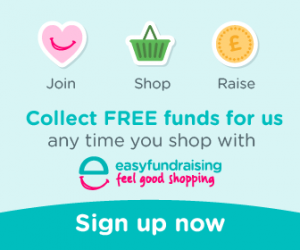Raise money for Monkfrith while you shop!